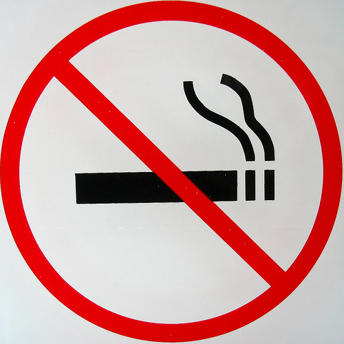 Smoking Ban Tour Launched Tobacco News Cigarettes Facts And Articles